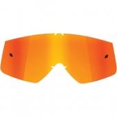 Ecran de rechange THOR SNIPER PRO  IRIDIUM ORANGE accessoires lunettes