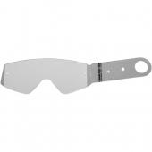 Pack 1O tear-offs Laminé Transparent THOR POUR LUNETTE SNIPER PRO accessoires lunettes