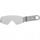 Pack 1O tear-offs Laminé Transparent THOR POUR LUNETTE SNIPER /COMBAT/CONQUER accessoires lunettes