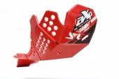 Sabot Enduro AXP Xtrem PHD rouge HONDA 250 CR-F 2018-2021 sabots axp