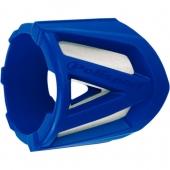 Protection de silencieux POLISPORT 2 TEMPS BLEU accesoires echappements