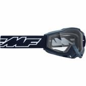LUNETTE CROSS FMF POWERBOMB ROCKET NOIRE ECRAN CLAIR lunettes