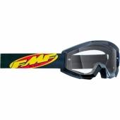 LUNETTE CROSS FMF POWERCORE CORE NOIRE ECRAN CLAIR lunettes
