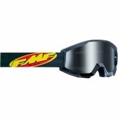 LUNETTE CROSS FMF POWERCORE CORE NOIRE ECRAN MIROIR lunettes
