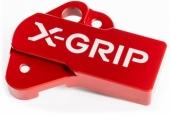 PROTECTION CAPTEUR TPS X-GRIP ROUGE KTM/HUSQVARNA/GAS GAS protection capteur tps