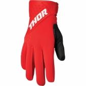 GANTS THOR SPECTRUM COLD WEATHER ROUGE/BLANC 2022 gants