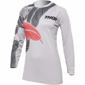 MAILLOT THOR SECTOR URTH LIGHT GRAY/FIRE CORAL 2022 maillot pantalon femme