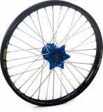 ROUE AVANT 21 MOYEUX HANN WEELS BLEU CERCLE EXEL NOIR KTM SX/SX-F 125 et + 2003-2022 roues completes