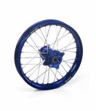 ROUE ARRIERE 19 MOYEUX HANN WEELS BLEU CERCLE EXEL BLEU KTM SX/SX-F 125 et + 1995-2022 roues completes