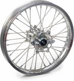 ROUE AVANT 21 MOYEUX HANN WEELS ARGENT CERCLE EXEL ARGENT KTM SX/SX-F 125 et + 2003-2022 roues completes