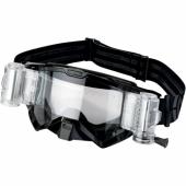 LUNETTE MOSSE RACING XCR NOIR  AVEC SYSTEM ROLLOFF 2022 lunettes