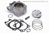 kitscylindre piston works SUZUKI 250 RM-Z 2007-2009 kit cylindre piston vertex