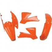 kit plastiques ufo Moto KTM CROSS 200 sx  - 2004 à 2013