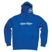 SWEAT SHIRT TLD Signature 2 bleu sweatshirt