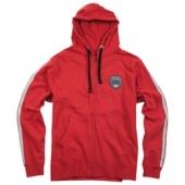 SWEAT SHIRT TLD Checkered flag red sweatshirt