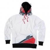 SWEAT SHIRT TLD Mx Hoodie blanc sweatshirt