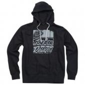 SWEAT SHIRT TLD Poster fleece charcoal sweatshirt