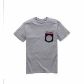 T-SHIRT ALPINESTARS  WORD ROUGE tee shirt