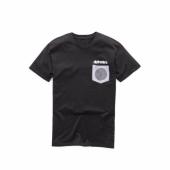 T-SHIRT ALPINESTARS ROTOR BLEU tee shirt