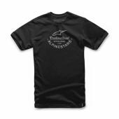 T-SHIRT ALPINESTARS CAROUSEL ROUGE tee shirt