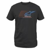 T-SHIRT ALPINESTARS  SPOKER NOIR  tee shirt