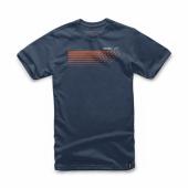 T-SHIRT ALPINESTARS FANATIC NAVY tee shirt