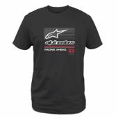 T-SHIRT ALPINESTARS FANATIC NOIR tee shirt